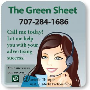Where does Green Sheet post employment ads?